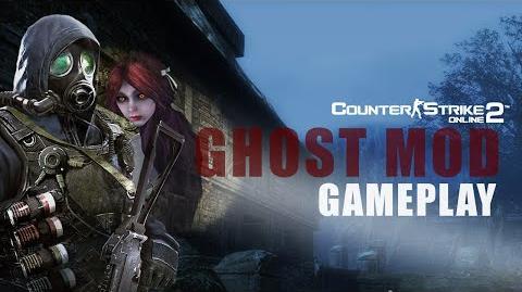 CS Online 2 - Ghost Mod Gameplay