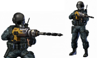 SAS with drill v2