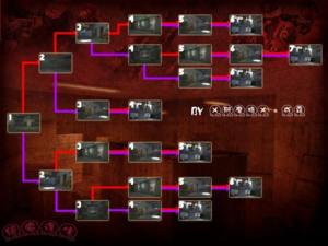 Chaos 2door route