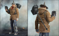 Hammer hat costume barrack ss