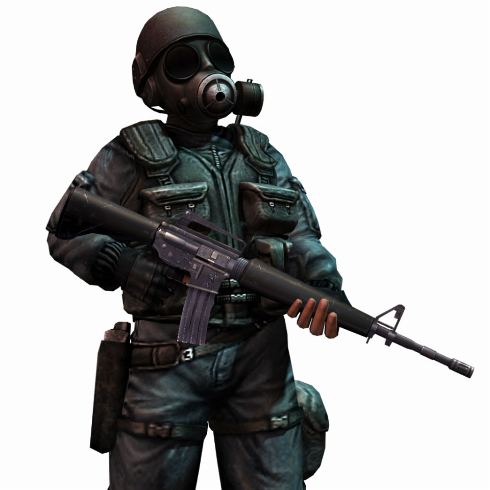 M16A1 5
