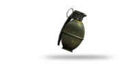 HE Grenade/CSO2