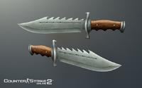 Huntingknife poster kr