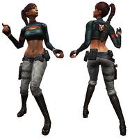 Heroine model