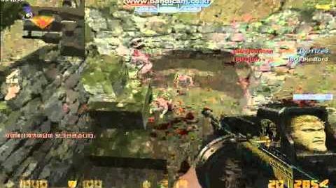 CSO Korea- JANUS-3 Bot Zombie Gameplay