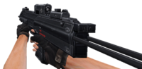 Mp7a1 viewmodel carbine