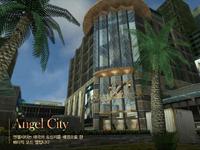 Angelcity korea poster