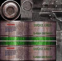 Smokegrenade texture
