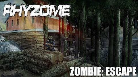Zombie Escape - Rhyzome Map (Counter-Strike Online)