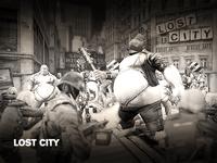 Lost city wallpaper