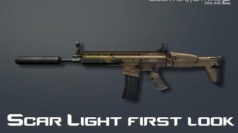 Counter-Strike Online 2 - SCAR-L Gameplay