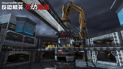 Counter Strike Online CSO - Zombie Scenario 3 - Threat map - Singapore Malaysia - PL-0