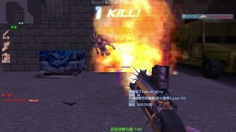 Counter-Strike Online-JANUS-1 Zombie mode Gameplay