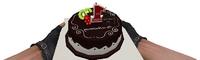 Cake idle