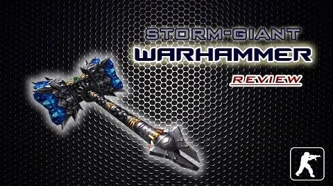 CSO - Storm Giant Warhammer Review BUFF Series