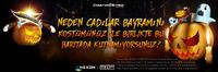 Combatknife halloween poster turkey