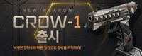 Crow1 korea