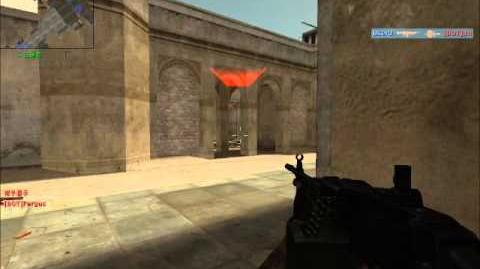 Counter-Strike Online Weapon Review - K3 Machine Gun