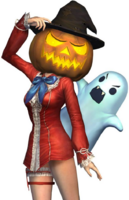 Yuri whalloween costume