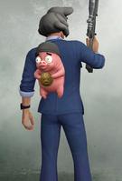 Pig costume cso2 ss