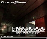 Camouflage poster th