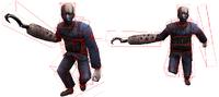 Origin pc zombie hitbox