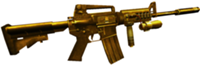 M4a1gold shopmodel