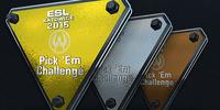 The Katowice 2015 Pick'Em Challenge