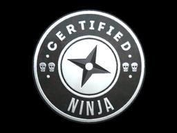 File:Csgo-stickers-team roles capsule-ninja foil.png