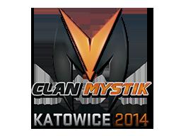 Sticker-katowice-2014-mystik