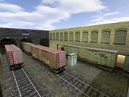 De train0022 Bombsite B-4th view