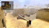 Dust2 bombsite a css