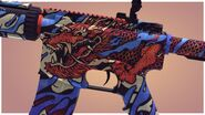 Csgo-m4a4-dragon-king-workshop