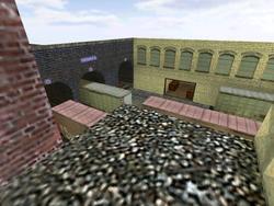 De train0024 Bombsite B roof