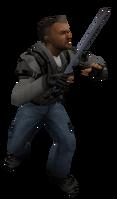 P machete