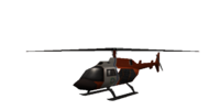 Unidentified Helicopter