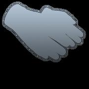 Inventory icon slick gloves