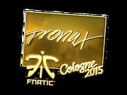 Csgo-col2015-sig pronax gold large