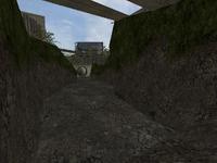 De canal cz0009 Terrorist Spawn Zone