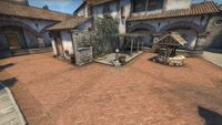 CSGO Inferno 25 Oct 2016 CT spawn picture 2