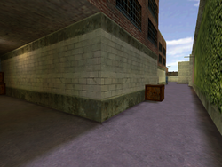 De train0016 back alley-2nd view