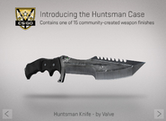 Huntsman knife