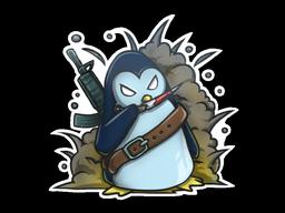 File:Csgo-community-sticker-2-warpenguin large.png