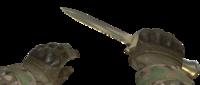 V knife gg seal