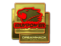 Csgo-dreamhack-2014-ibuypower-gold