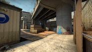 CSGO Overpass B site 30 September 2014 update