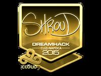 Csgo-cluj2015-sig shroud gold large