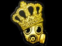 Crown foil larrge pw
