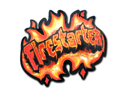 File:Csgo-sticker-firestarter holo.png