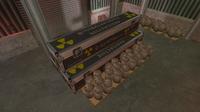 Super bomb pile